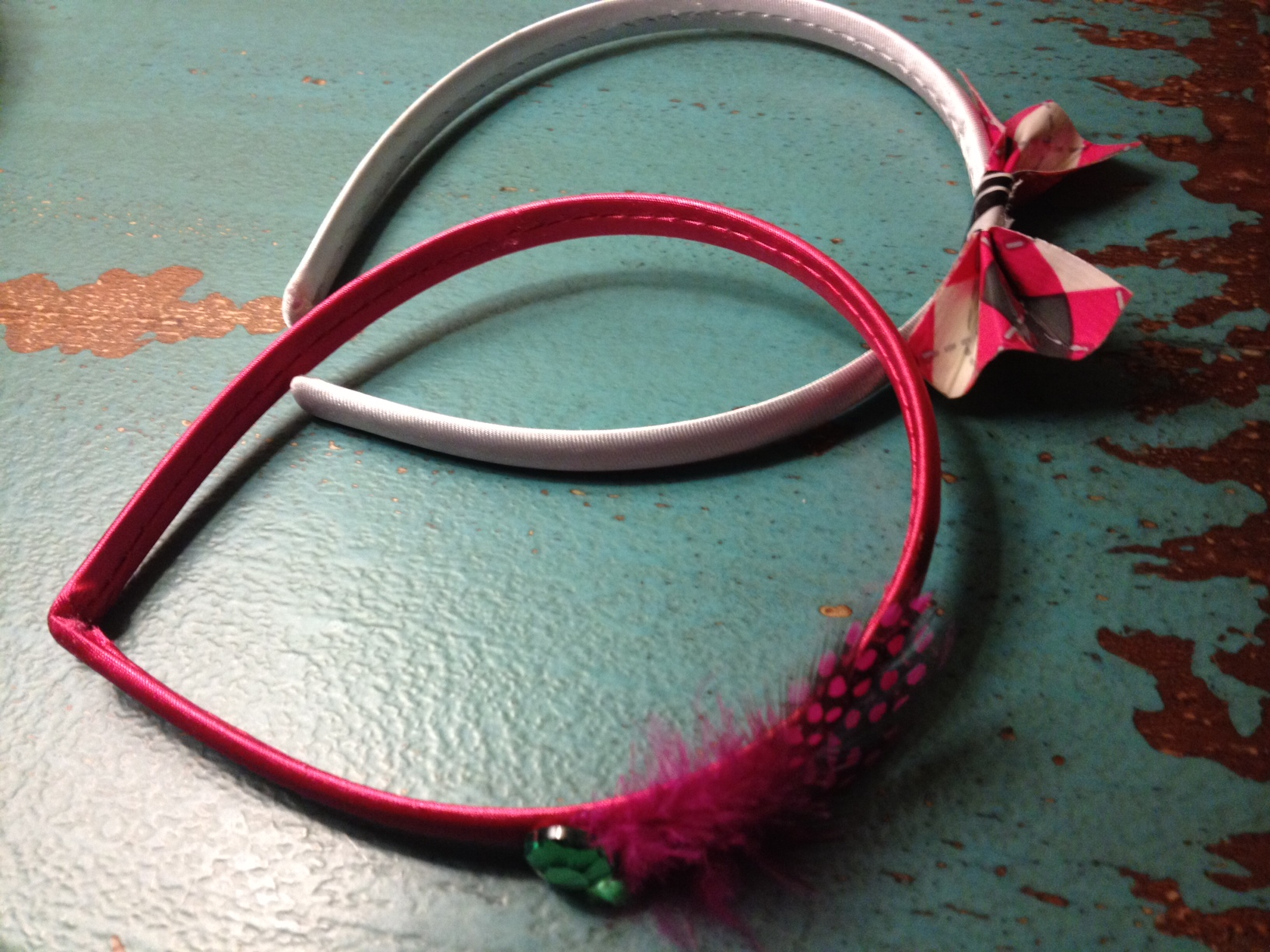 Idea of the Day  Homemade Headbands  54ec205e818
